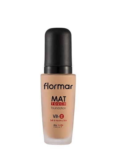 Flormar Flormar Mat Touch Fondeten No.303 Ten